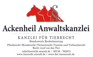 ackenheil anwaltkanzlei kanzlei für tierrecht